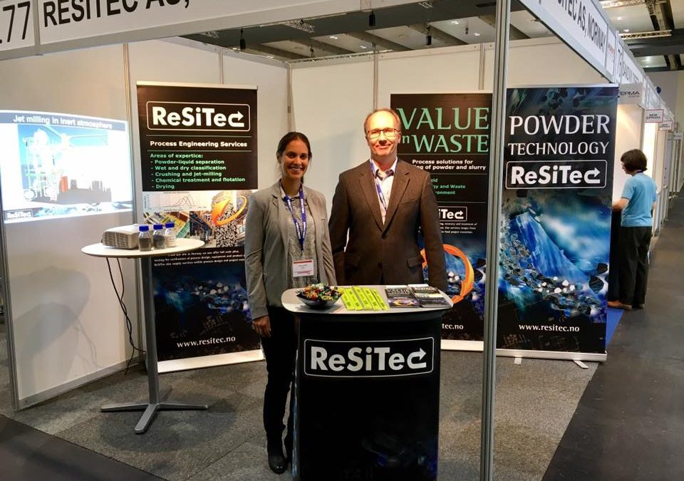 ReSiTec at World PM2016