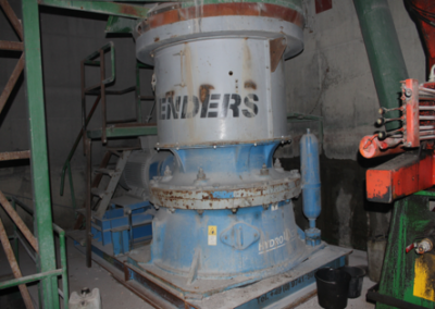 Crushing and Milling