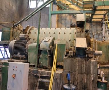 Rod milling