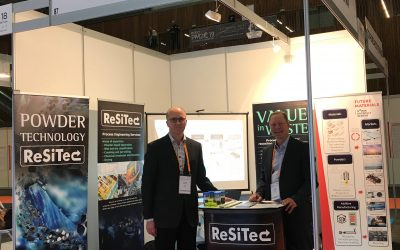 Meet ReSiTec at Euro PM2018